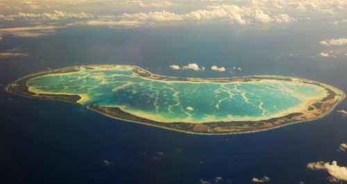 fanning-island