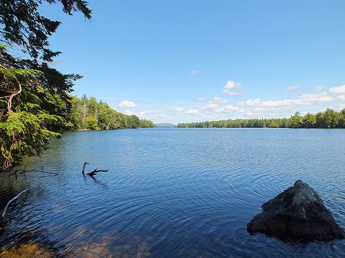 Echo Lake, Maine