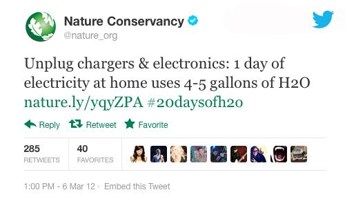 Top Tweet of 2012