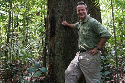 Bill Ulfelder in the Amazon